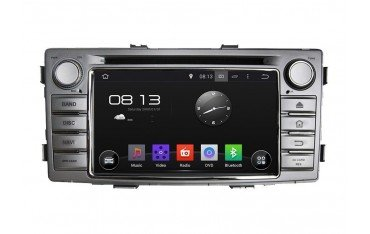 GPS head unit Toyota Hilux Android OCTA CORE TR2308