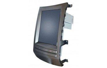Radio GPS head unit Tesla style Hyundai IX55 ANDROID TR3238