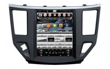 Radio GPS head unit Tesla style Nissan Pathfinder ANDROID TR3239