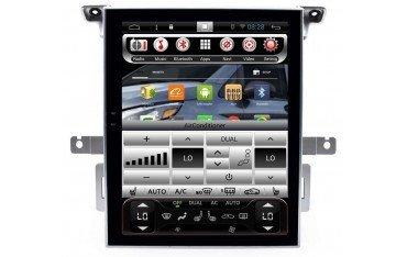 Radio GPS head unit Tesla style Range Rover ANDROID TR3243