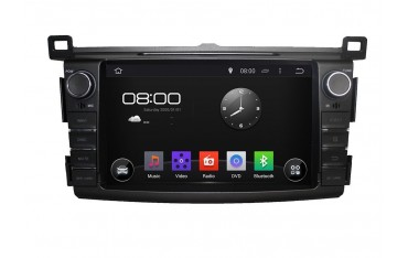 Navegador GPS Toyota Rav4 Android OCTA CORE 4GB RAM TR2310