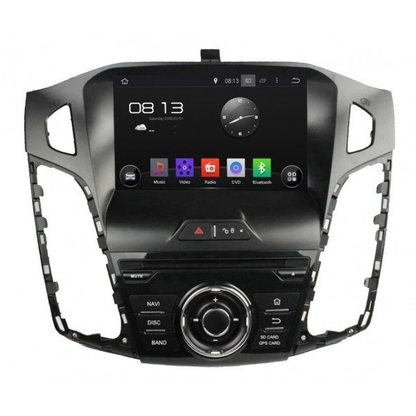 GPS Android OCTA CORE Ford Focus 2012 REF:TR2314