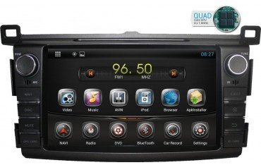 Radio navegador Toyota RAV4 2014 GPS Android TR1729