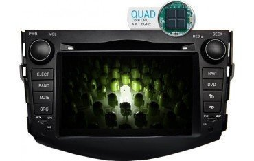 Radio navegador GPS Toyota RAV4 Android 10 TR1730