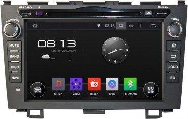 Radio navegador GPS Honda CRV Android 10 TR2323