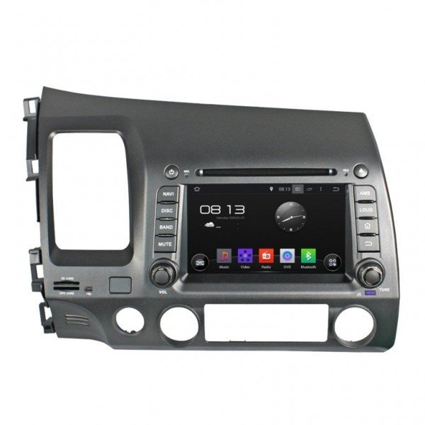 Honda Civic Android gps