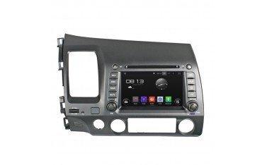 Radio GPS head unit Honda Civic Android 10 TR2324
