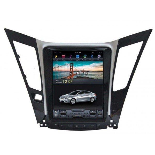 Radio GPS ANDROID TESLA STYLE Hyundai Sonata REF: TR2488