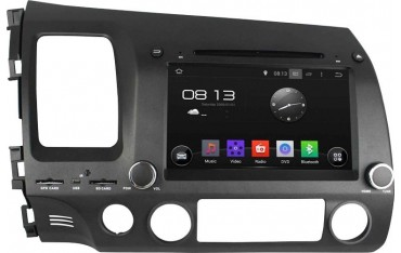 Radio GPS head unit Honda Civic Android 10 TR2325