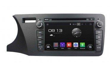 Navegador GPS Honda City  Android OCTA CORE TR2326