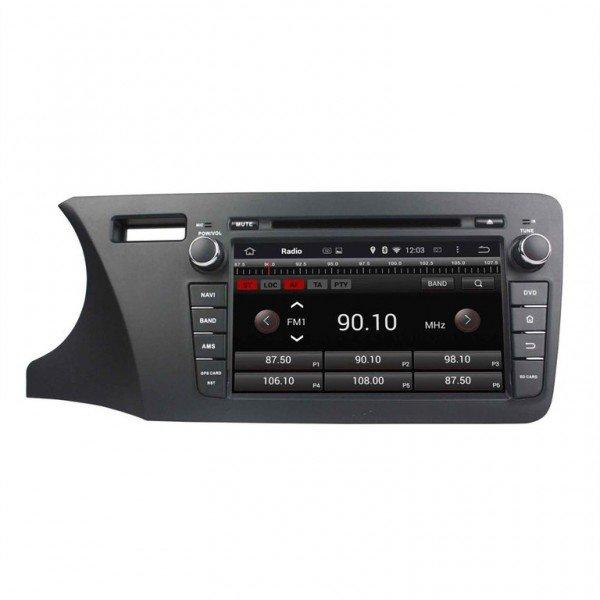 Navegador GPS Honda City
