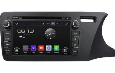 Radio navegador GPS Honda City (Volante a la derecha) Android 10 TR2327