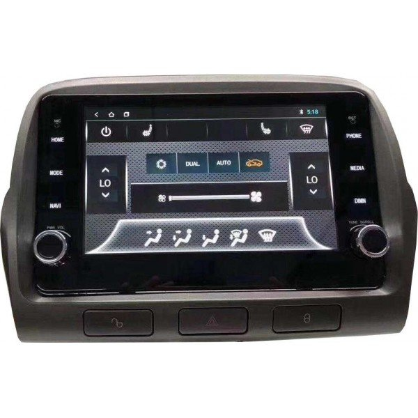 head unit Chevrolet camaro