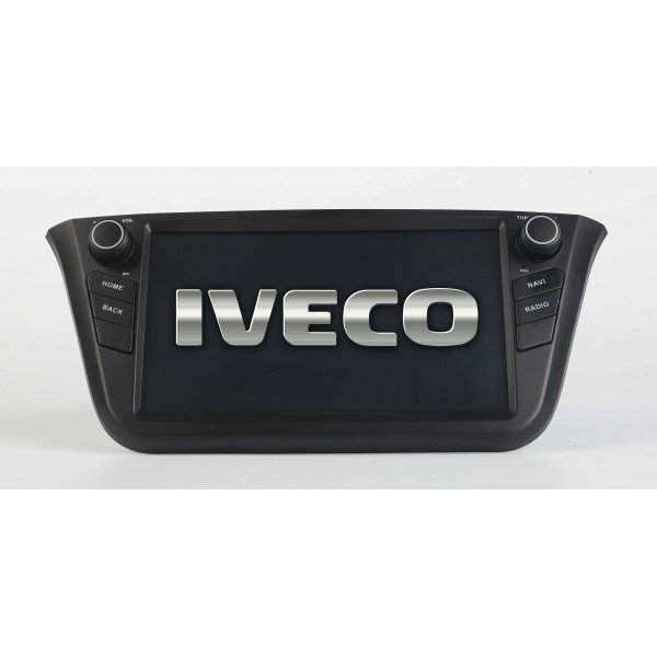 head unit Iveco Daily