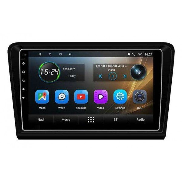 big screen head unit Volkswagen Bora