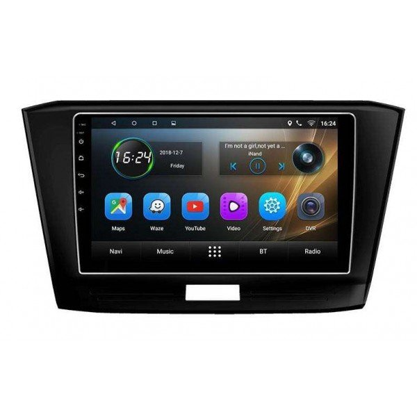 big screen head unit Volkswagen Passat B8