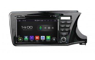 Radio navegador GPS Honda City (Volante a la derecha) Android 10 TR2330