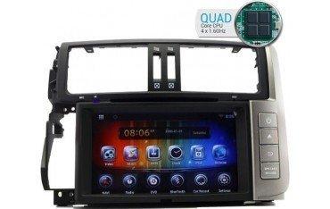 Radio navegador Land Cruiser KDJ 150 GPS Android TR1733