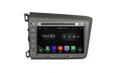 GPS head unit Honda Civic  Android OCTA CORE 4GB TR2332