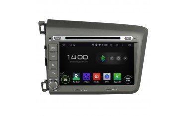 Radio navegador GPS Honda Civic Android 10 TR2332