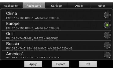 Land Cruiser KDJ 150 Android