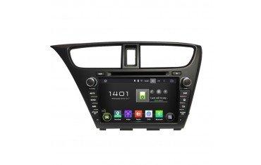 GPS head unit Honda Civic Android OCTA CORE TR2333