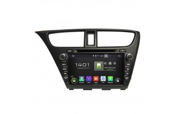 Navegador GPS Honda Civic Android OCTA CORE TR2333