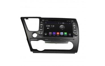 Radio navegador GPS Honda Civic Android 10 TR2334
