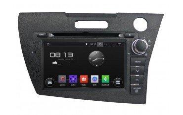 Radio GPS head unit Honda CRZ Android 10 TR2335