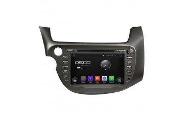 Radio navegador GPS Honda FIT Android 10 TR2336