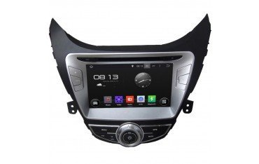 GPS Android OCTA CORE 4G LTE Elantra 2011 - 2017 REF:TR2338