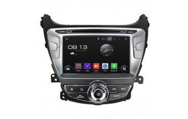 Radio navegador GPS Hyundai Elantra Android 10 TR2339