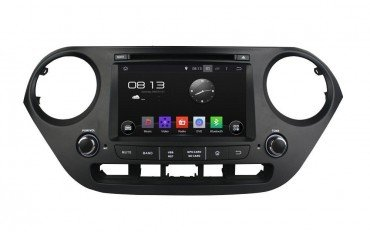 Head unit for Hyundai I10  with GPS Android TR2340