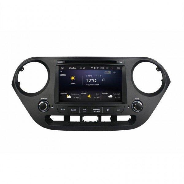 Hyundai I10 Android head unit