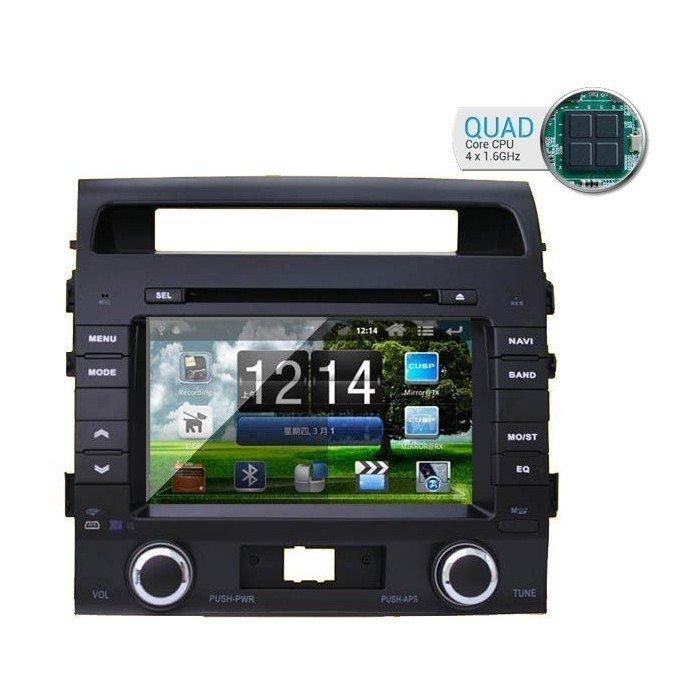 Toyota Land Cruiser 200 GPS