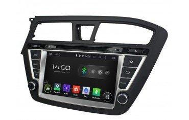 GPS Monitor Android OCTA CORE Hyundai I20 TR2341