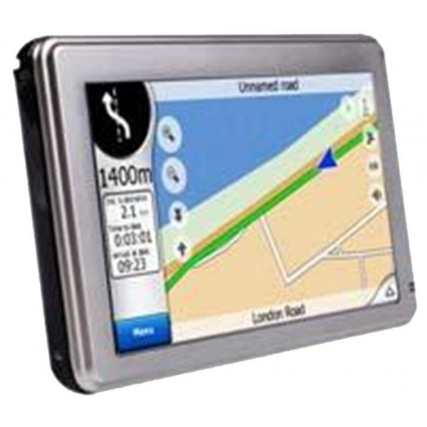 GPS PANTALLA TÁCTIL 5 pulgadas, con bluetooth manos libres emisión FM,   MP4 / MP5  REF: TR063