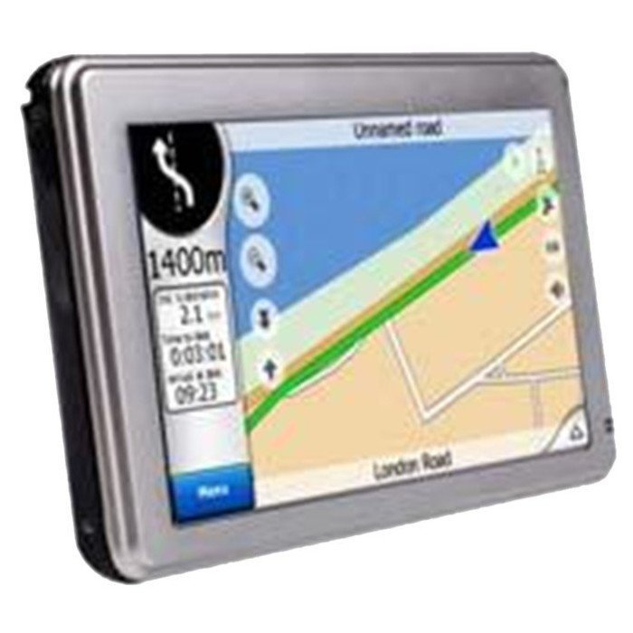 5-inch TOUCH SCREEN GPS, bluetooth handsfree with FM broadcast, MP4 / MP5 REF: TR063