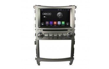 Radio navegador GPS Hyundai IX55 Android 10 TR2346