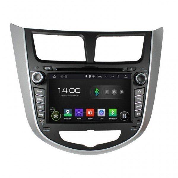 Hyundai solaris gps