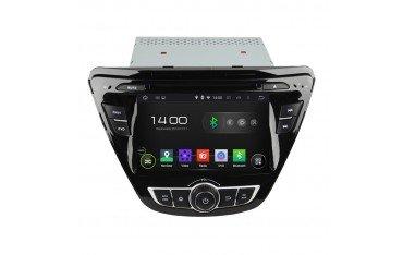 GPS Android OCTA CORE 4G LTE Hyundai Elantra REF:TR2350