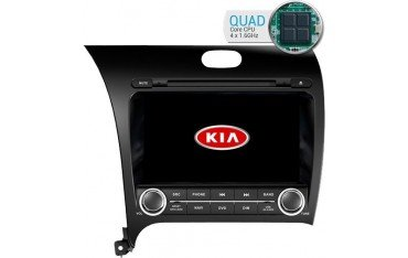 Radio monitor with GPS ANDROID for Kia Cerato / Forte TR1742