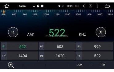 GPS Android OCTA CORE 4G LTE Hyundai Elantra REF:TR2350 | Tradetec