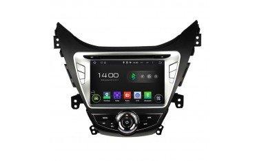Radio navegador GPS Hyundai Elantra / I35 Android 10 TR2352