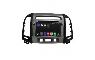 Head unit Hyundai Santa Fe with GPS Android OCTA CORE TR2353