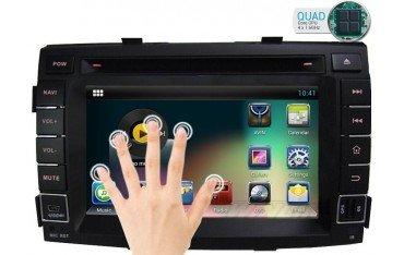 Radio navegador GPS Kia Sorento Android 10 TR1743
