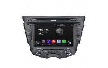 Radio navegador GPS Hyundai Veloster Android 10 TR2354