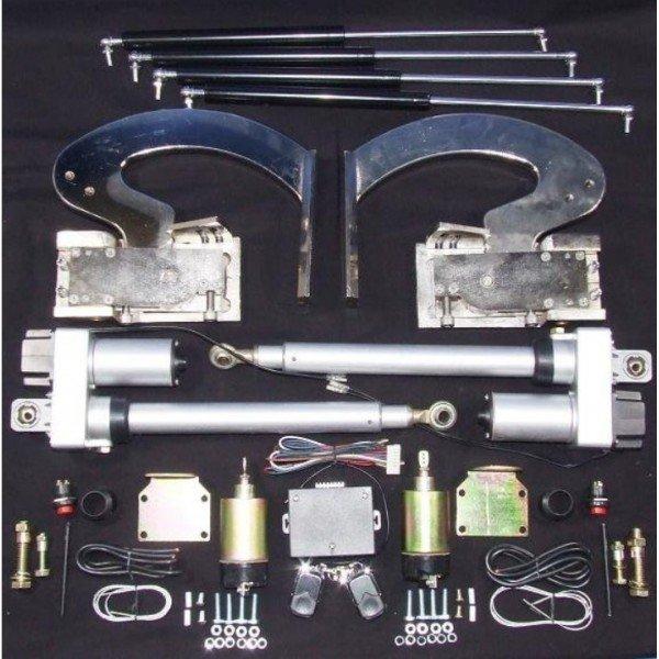 Bisagras universales automáticas apertura vertical REF: TR1425