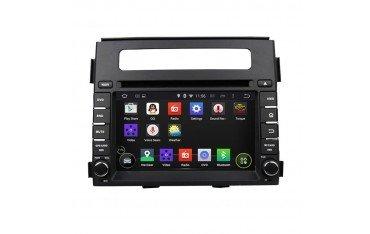 Radio navegador GPS Kia Soul Android 10 TR2355