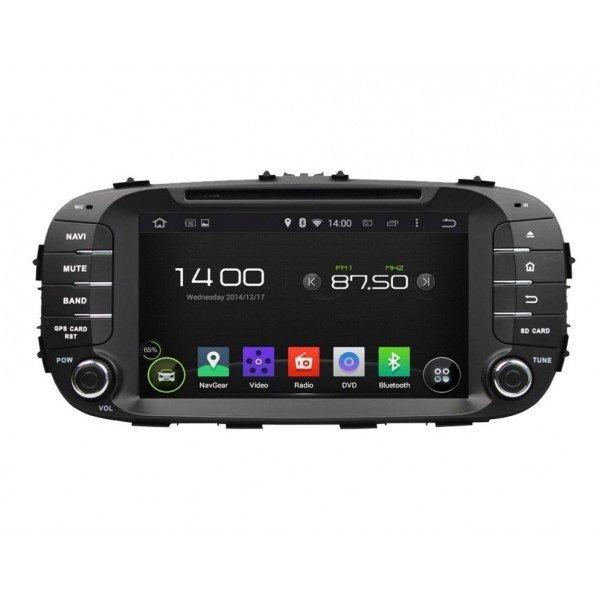 GPS Android 4G LTE OCTA CORE Kia Soul 2014 REF:TR2356 | Tradetec